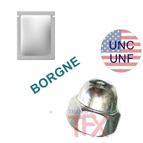 ECROU AMERICAIN BORGNE UNC UNF